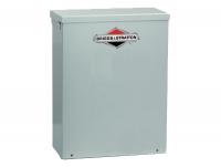 Briggs & Stratton 200 Amp ATS w/Service Disconnect 120/240 Single Phase Nema 3R Cabinet