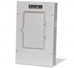 Champion 100 Amp 12 Space Load Center Nema 1 Automatic Transfer Switch | 100949