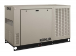 Kohler 24kW Liquid Cooled Generator Natural Gas or Propane Single Phase 240V | 24RCL