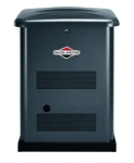 12kW Home Generator NG/LP and 200 Amp Service Rated ATS with Symphony II Power Management by Briggs and Stratton | 40531