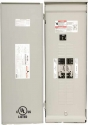 GenReady Advanced Load Center & Transfer Switch, Nema 3R