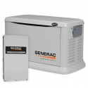 Generac Guardian 6244 20kW Standby Generator (Aluminum) Pre Packaged 200 Amp Service Rated ATS