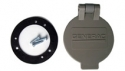 Flip Lid Accessory for Power Inlet Boxes By Generac