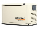 Generac Guardian 16kW Standby Generator NG/LP Single Phase Steel | 6459