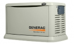 Generac Guardian 22kW Standby Generator NG/LP Single Phase Aluminum | 6552