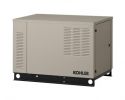 Kohler 6kW Variable Speed Direct Current Generator with Oil Make Up Kit - 48 Volt DC