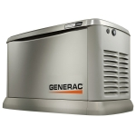 15kW Generac Air Cooled EcoGen Off Grid Standby Generator | 7034