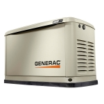 15kW Generac Air Cooled WiFi EcoGen Off Grid Standby Generator | 7163