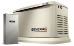 22kW-7043 whole house switch  Guardian  22kW  Home Backup Generator