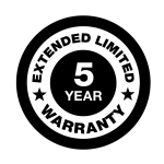 5 Year Extended Warranty for Generac Liquid Cooled Generators 70-150kW