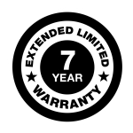 7 Year Extended Warranty for Generac Liquid Cooled Generators 70-150kW