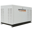 Generac QuietSource 22kW (Alum) NG/LP 240V/Single Phase
