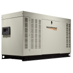 Generac Protector Series 48kW Natural Gas or Propane Standby Generator 3 Phase 208V | RG04854G