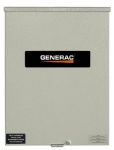 Generac 400 Amp Automatic Transfer Switch Single Phase Nema 3R | RTSC400A3