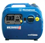 Westinghouse 2000 Watt Parallel Capable Digital Inverter Generator | WH2000iXLT