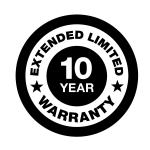 10 Year Extended Warranty for Generac Liquid Cooled Generators 70-150kW