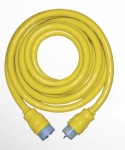 25 Foot 50 Amp Professional Portable Generator Cord  by Westinghouse | WGC2550